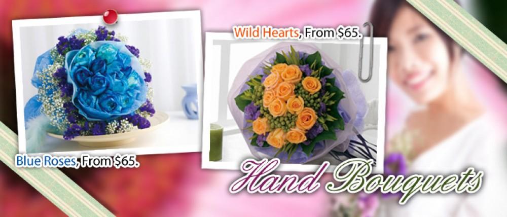 Singapore Flower Delivery | Online Florist by D&D Florist Singapore
