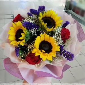 HB Sunflower & Rose