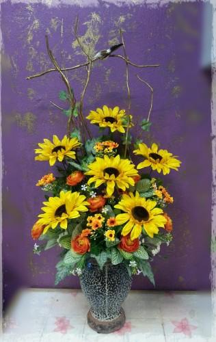 AF066a Sunflower