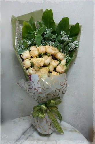 Rose bouquet (long)