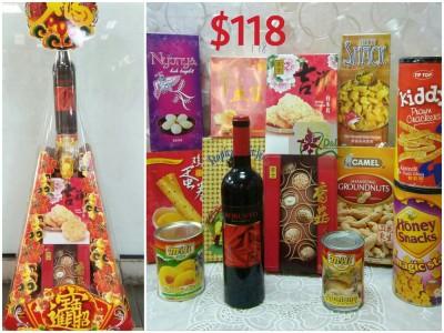 CNY hamper $118